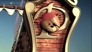 Piet Piraat - Het Kippenhok