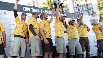 Volvo Ocean Race: Stoere Mannen, Hoge Golven Afl. 4
