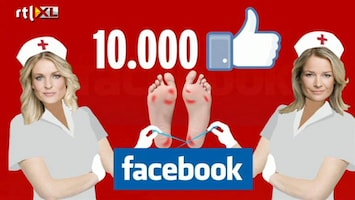 Editie NL Voor 10.000 likes doe ik...