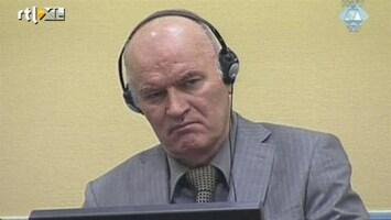 RTL Nieuws Proces tegen Mladic van start