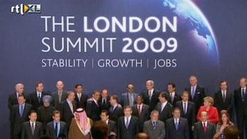 RTL Nieuws Britten bespioneerden vrienden G-20