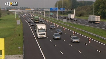 RTL Nieuws Gesteggel over hogere maximumsnelheid
