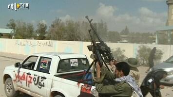 RTL Nieuws Extra Turkse steun voor rebellen Libië