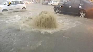 RTL Nieuws Tropische storm treft Mexico
