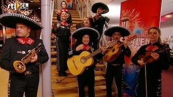 Holland's Got Talent - Mariachi Sol Y Luna (zang)
