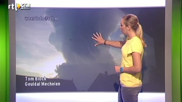RTL Weer Buienradar Update 23 juli 2013 10:00 uur