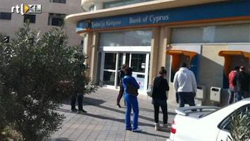 RTL Nieuws Spaarders Cyprus betalen mee aan redding
