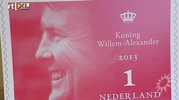 RTL Boulevard Nieuwe postzegels
