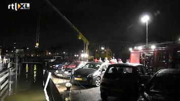 RTL Nieuws Auto te water: twee vrouwen overleden