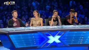 Het Beste Van X Factor Worldwide - Paul Kan Wel Wat Angels Gebruiken