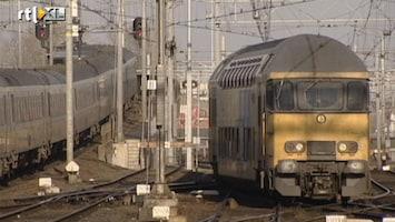 RTL Nieuws Duizenden banen bij Nederlandse Spoorwegen