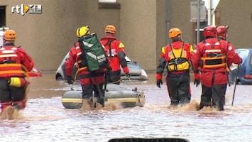 RTL Nieuws Veel overstromingen Groot-Brittannië