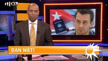 RTL Boulevard Dan Karaty mag Cuba niet in