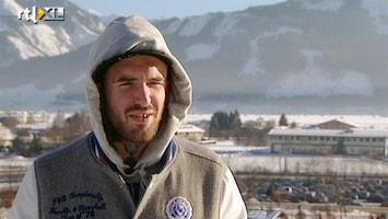 Ik Ben Saunders Ben in der schnee