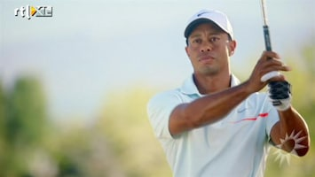 RTL Boulevard Tiger Woods' reclame comeback