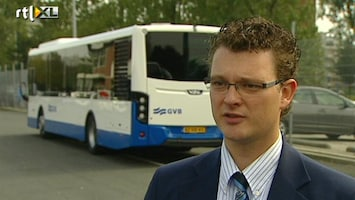 Rtl Transportwereld - Chris Rijdt Via Randstad Bij Gvb