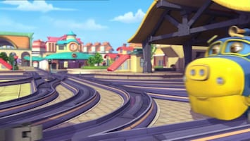 Chuggington Eddie finds time