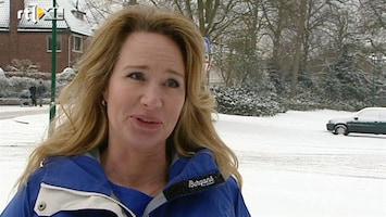 RTL Boulevard Chaos in Nederland door sneeuw