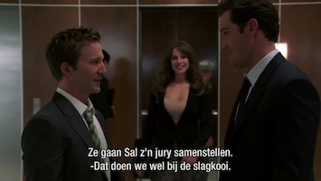 Franklin & Bash Voir dire
