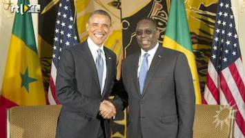 RTL Boulevard Obama bezoekt Zuid-Afrika