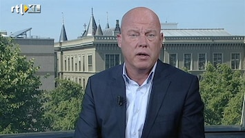 RTL Nieuws Frits Wester over Griekse steun