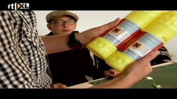 RTL Nieuws 'Hét bewijs dat mensen etiketten niet lezen'