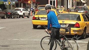 RTL Boulevard Alle Yankees op de fiets