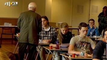 RTL Nieuws Decision day: moeten examens over?