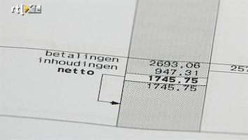 RTL Nieuws Oudere werknemers de dupe