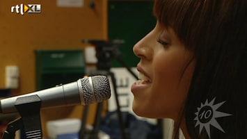 RTL Boulevard Nieuwe single Glennis Grace met Metropole Orkest
