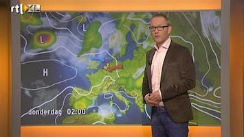 RTL Nieuws Pas in het weekend koeler en natter