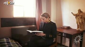 RTL Boulevard Lieke in serie 'Op Zoek naar God'