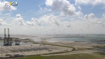 RTL Nieuws Tweede Maasvlakte is gesloten