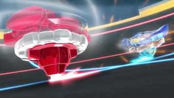 Beyblade Burst - Explosie! Sprint Worp!