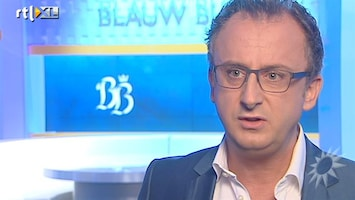 RTL Boulevard Jeroen Snel over nieuw seizoen Blauw Bloed