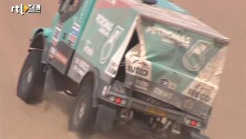 Rtl Gp: Dakar 2012 - Dag 13: De Trucks