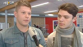 RTL Nieuws Polsbandjes tegen taboe op pesten