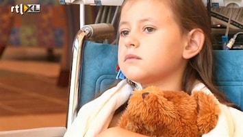 RTL Nieuws Amerikaans meisje getroffen door builenpest