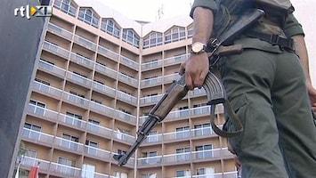 RTL Nieuws Bomaanslag bij prominent hotel Damascus