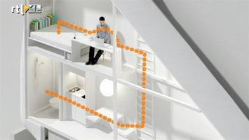 RTL Nieuws Kleinste huis ter wereld: 14 m2