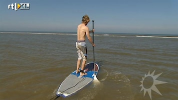 RTL Boulevard Stand Up Paddling nieuwe sport hype