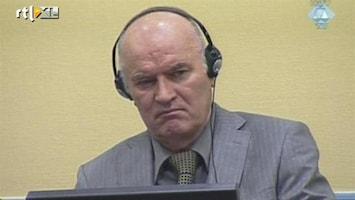 RTL Nieuws Proces tegen Mladic begint