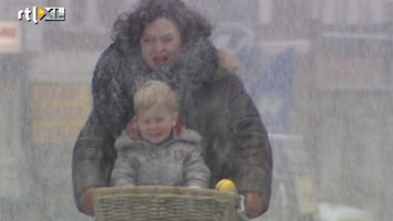 RTL Nieuws Sneeuw levert mooie plaatjes op