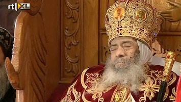 RTL Nieuws Afscheid van de Koptische Paus