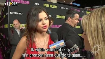 RTL Boulevard Selena Gomez stapt uit schaduw van Justin Bieber