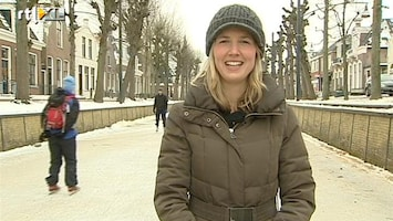 RTL Nieuws 'Sfeer in Friesland gelaten, maar hoopvol'