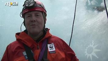 RTL Boulevard Willem-Alexander naar Groenland voor WNF