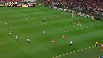 RTL Nieuws Benfica doet goede zaken in Europa League