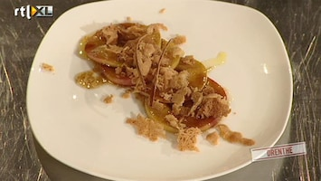 Topchef - Appelcrumble
