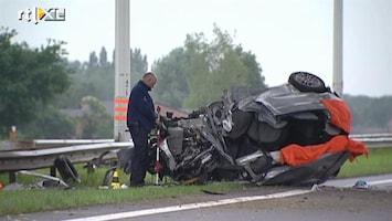 RTL Nieuws Twee Nederlanders verongelukt in België